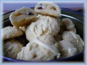 Cranberry - Kekse - Rezept