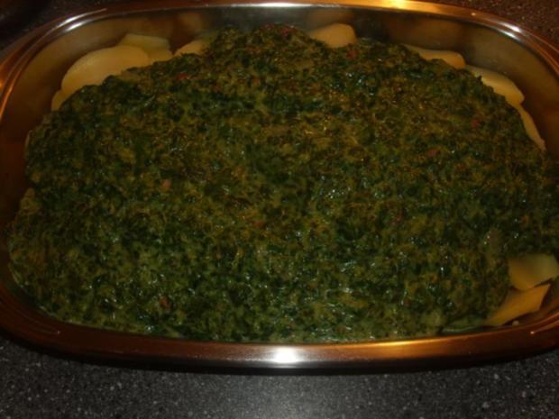Spinatauflauf - Rezept - Bild Nr. 6