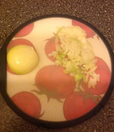 Kubbe - kartoffelbällchen mit Hackfüllung - Rezept - Bild Nr. 5