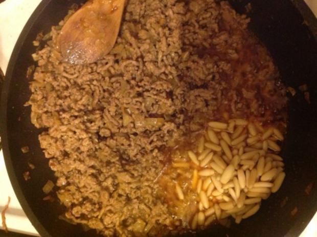 Kubbe - kartoffelbällchen mit Hackfüllung - Rezept - Bild Nr. 7