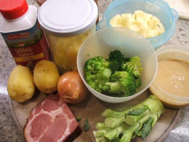 "Suppen: Dicke Suppe ""Daswarda"" - Rezept - Bild Nr. 2"
