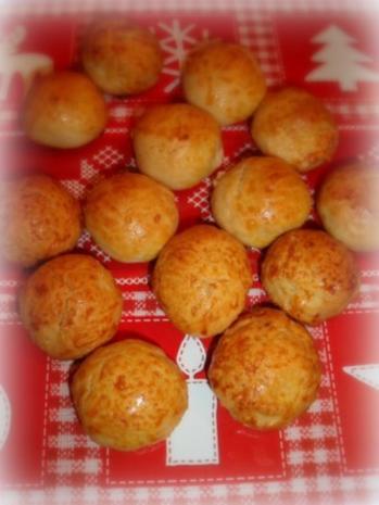 Weihnachtsplätzchen: Marzipan-Kugeln - Rezept