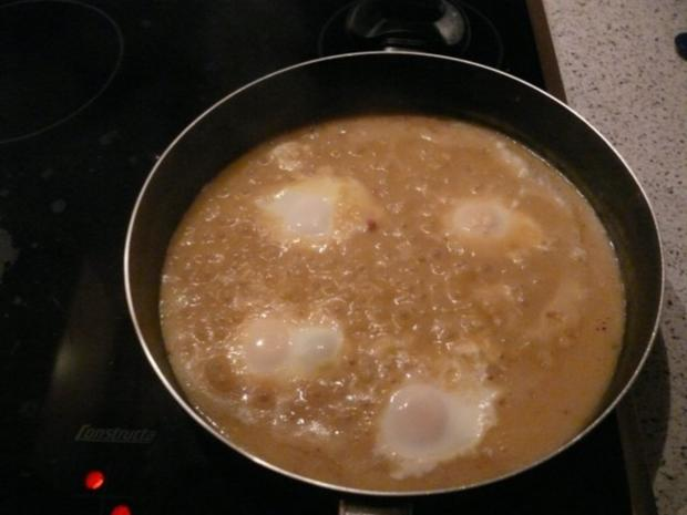 Süß Saure Eier - Rezept - Bild Nr. 7