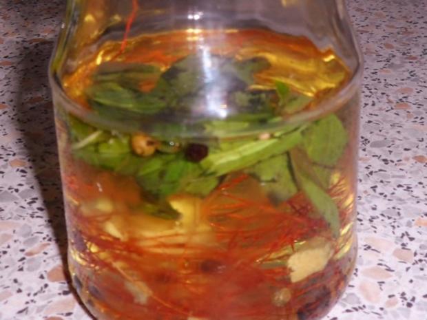 Öle: Scharfes Thai-Basilikum-Ingwer-Öl - Rezept - Bild Nr. 4