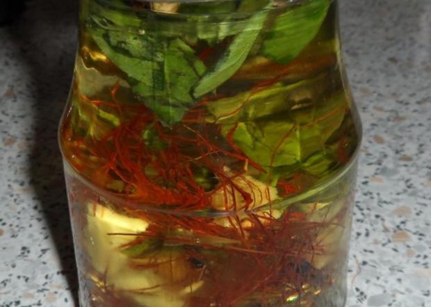 Öle: Scharfes Thai-Basilikum-Ingwer-Öl - Rezept - Bild Nr. 5