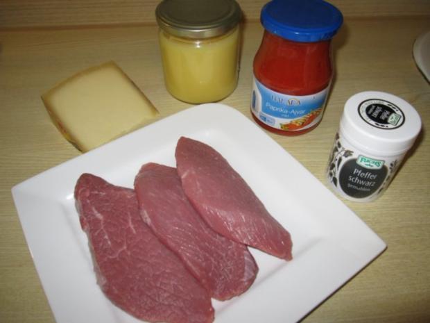 Überbackene Kalbsschnitzel - Rezept - Bild Nr. 2