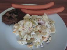 Kartoffelsalat mit Äpfeln und Speck - Rezept