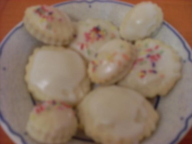 Zitronen-Plätzchen - Rezept - Bild Nr. 3