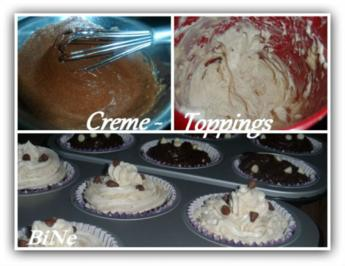 BiNe` S TOPPING CREMES - Rezept
