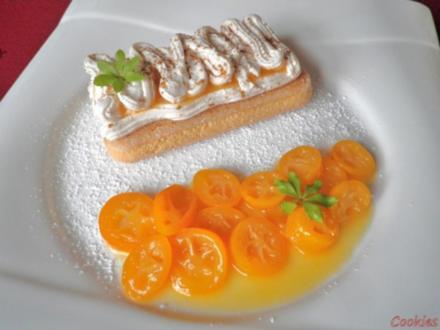 Exotisches Winter - Dessert ... - Rezept