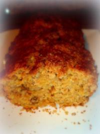 Rezept: Süßes Apfel-Karotten-Walnuss-Brot