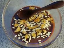 Dessert: Nougat-Schoko - Panna Cotta - Rezept