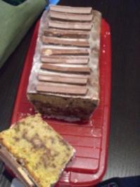 KitKat - Kuchen - Rezept
