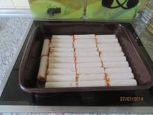 Käse-Cannelloni mit Hackfleisch - Rezept