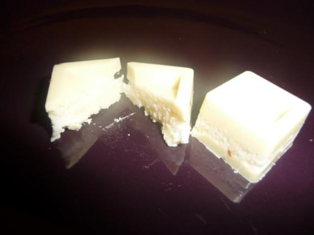 Weiße Kokospralinen - Rezept