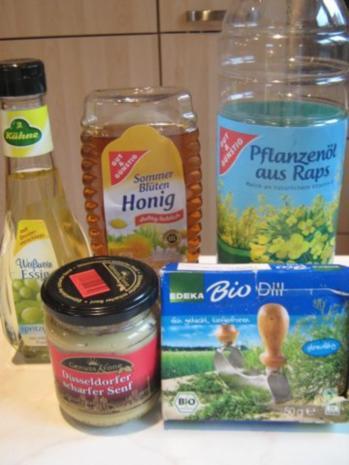 Räucherlachs auf Röstitaler (in zwei Varianten) - Rezept - Bild Nr. 5