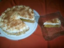 Amaretto Apfel Torte - Rezept