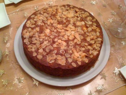 Leo´s  Frau Dinkel-Nusskuchen - Rezept