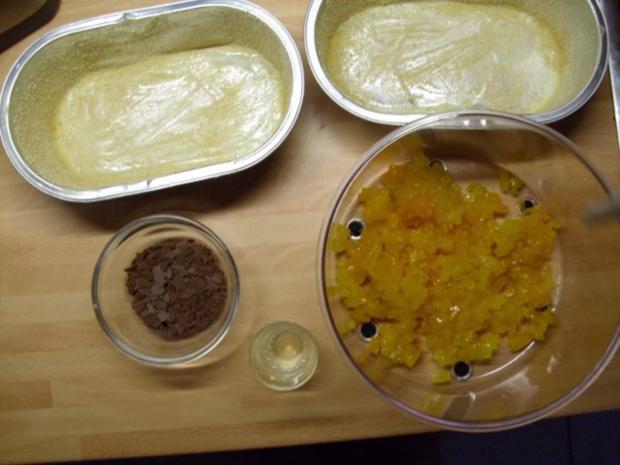 Zweierlei Rührkuchen - Rezept - Bild Nr. 3