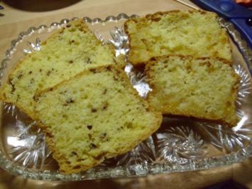 Rezept: Zweierlei Rührkuchen