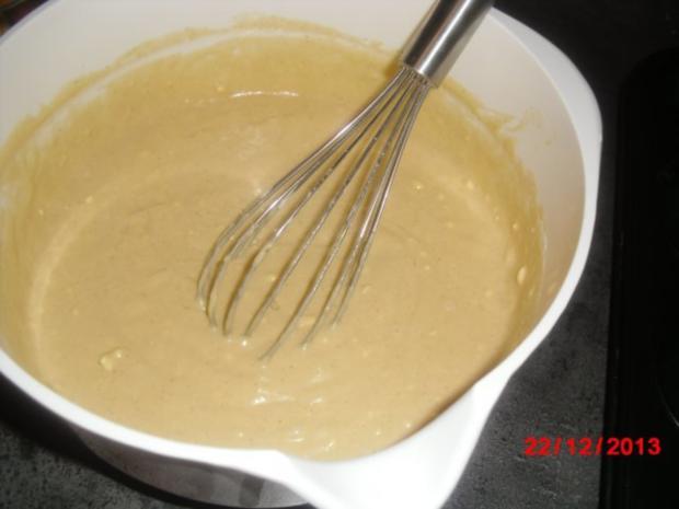 winterliche Muffin mit Bratapfelstücken - Rezept - Bild Nr. 5