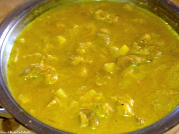 Fruchtiges Curry-Gulasch - Rezept - Bild Nr. 2