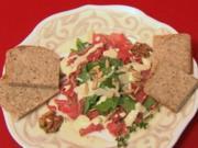 Carpaccio vom Bentheimer Landschwein - Rezept
