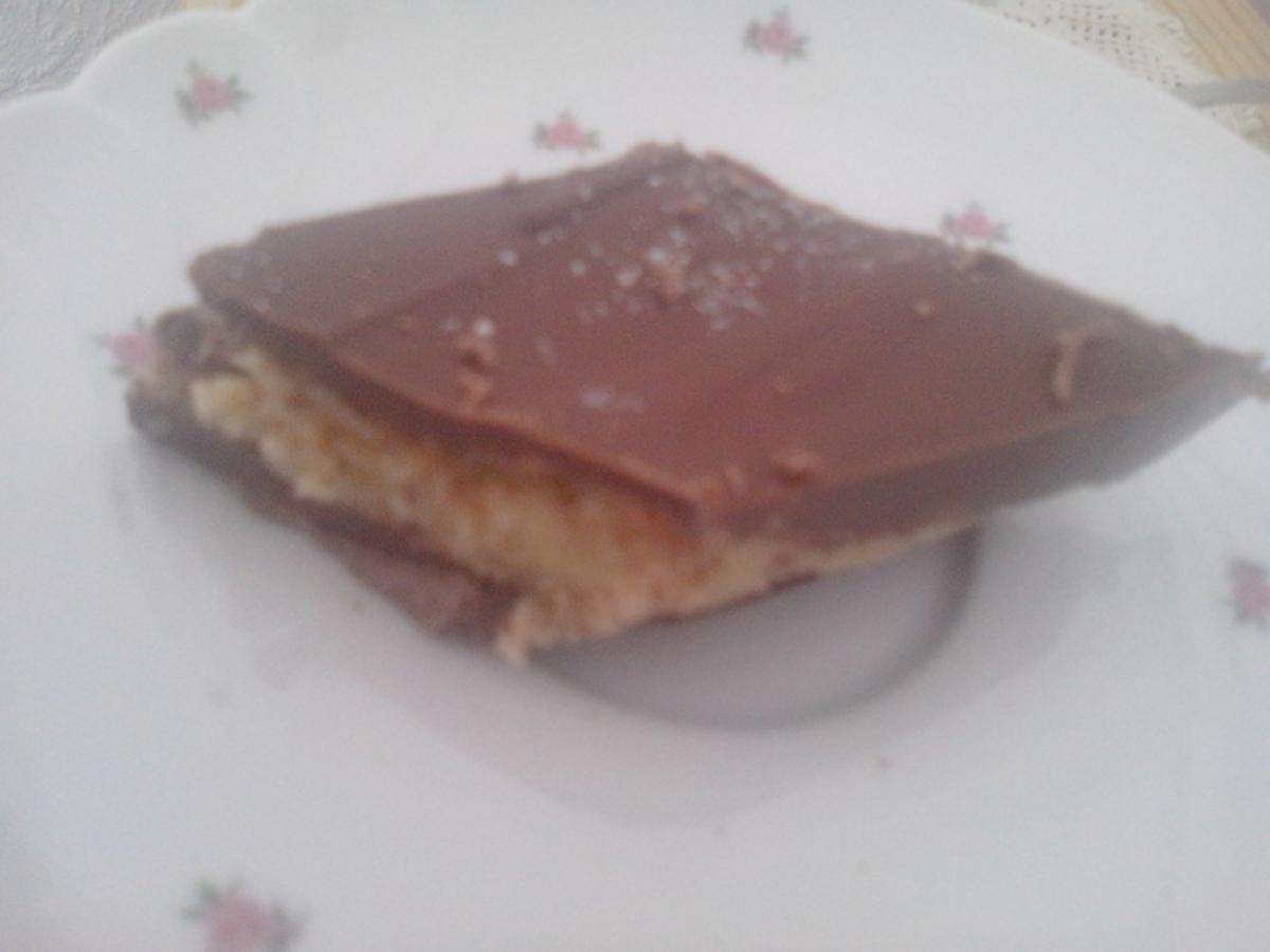 Schokoladenmosaik marokkanische Köstlichkeit - Rezept von Khadija
