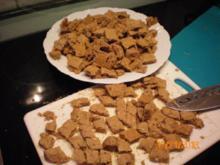 Hunde: Hundelachskekse für den Vierbeiner - Rezept