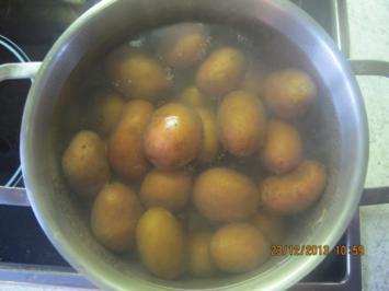 Würziger Kartoffelsalat - Rezept