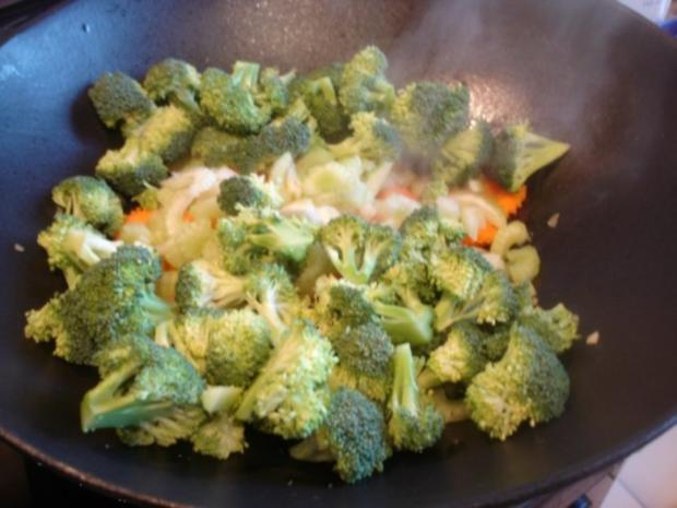 Wok-Gemüse - Rezept - Bild Nr. 6