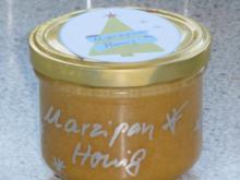 Marzipan Honig - Rezept