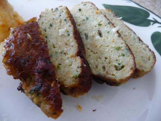 Vegan : Zucchini - Bratlinge - Rezept - Bild Nr. 8