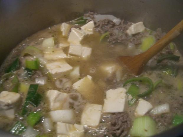 Käse-Lauch-Suppe - Rezept - Bild Nr. 2