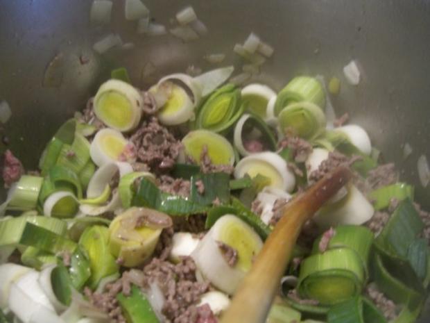 Käse-Lauch-Suppe - Rezept - Bild Nr. 3