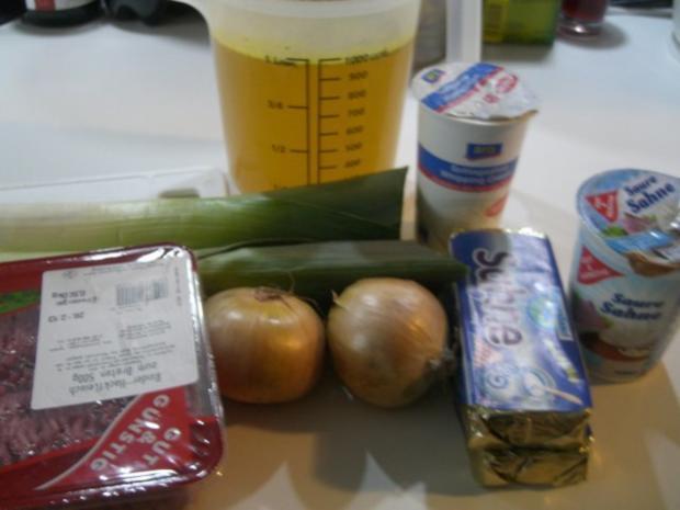 Käse-Lauch-Suppe - Rezept - Bild Nr. 4