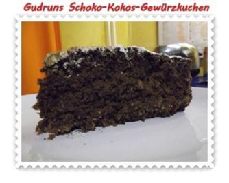 Kuchen Schoko Kokos Gewurzkuchen Rezept Kochbar De