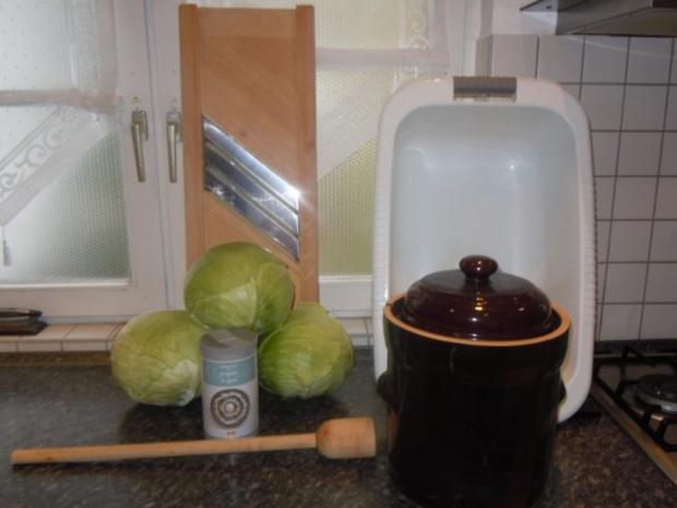 Sauerkraut - Rezept - Bild Nr. 2