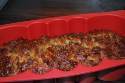 Würziger Feigenkuchen mit geräucherter Entenbrust - Rezept