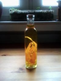 Orangen-Ingwer Oel - Rezept