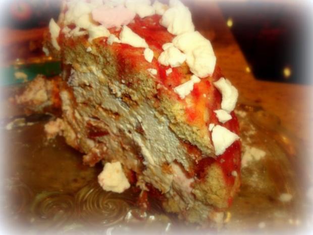 Torte: Pflaumen-Amarettini-Charlotte - Rezept - Bild Nr. 2