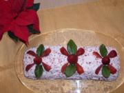 Erdbeere Rolle - Rezept