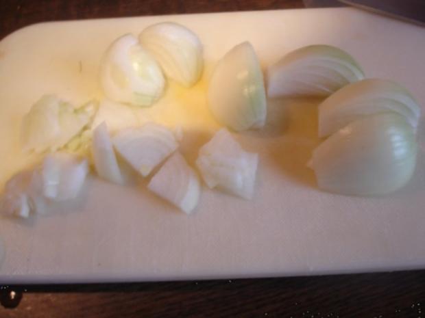 Gänsebraten mit selbstgemachten Rotkohl und tschechischen Hefeknödeln - Rezept - Bild Nr. 16