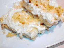 Creme Kuchen - Rezept