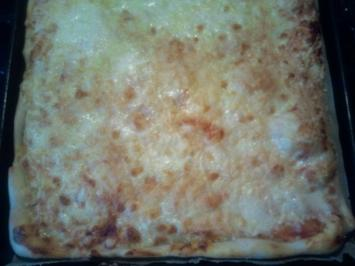 Amarylis Pizza formaggi - Rezept
