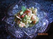 Garnelen: Avocado-Garnelensalat - Rezept