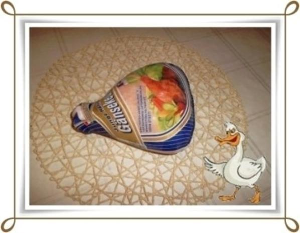 ☆…alle Jahre wieder…☆…  Gänsekeulen, Rotkohl und Kartoffeln - Rezept - Bild Nr. 4