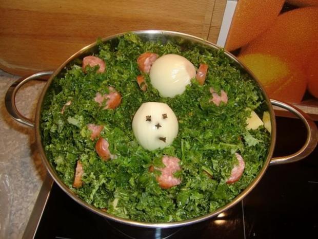 Grünkohl-Suppe à la Heiko - Rezept - Bild Nr. 9