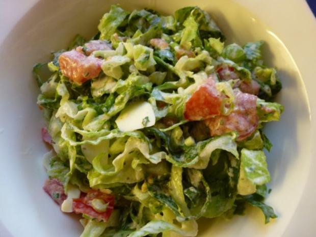 Salarico-Fenchel-Salat - Rezept
