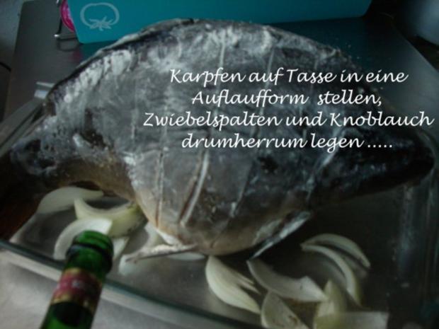 Festtagskarpfen - Rezept - Bild Nr. 5